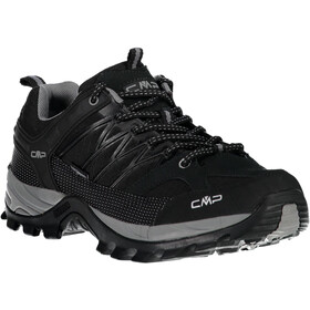CMP Campagnolo Rigel Low WP Chaussures de trekking Homme, nero-grey